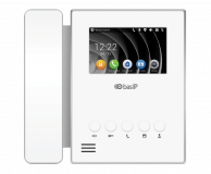 BAS-IP AU-04L WHITE + SP-AU